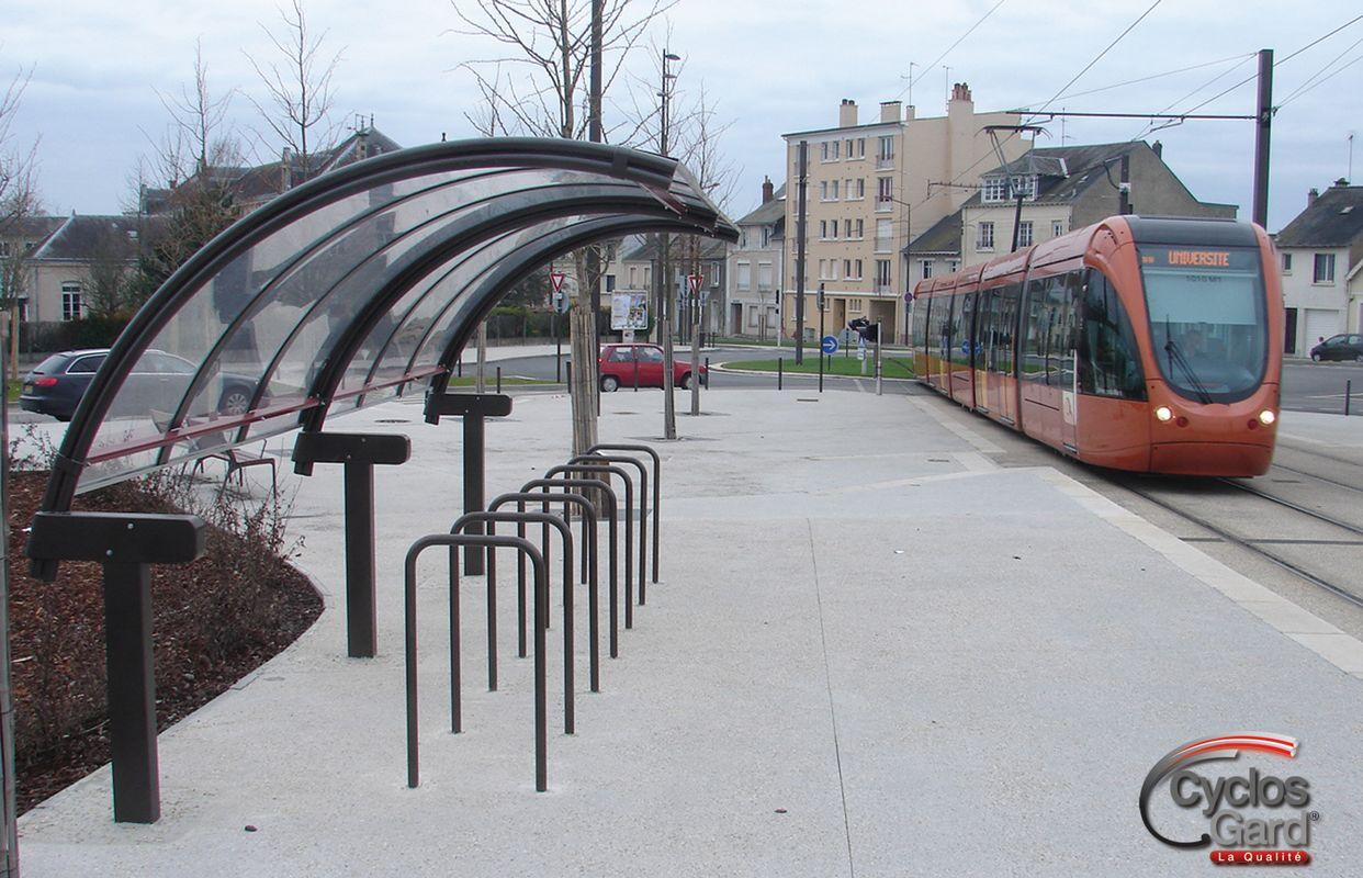 supports pour vélos