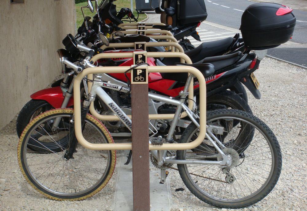 solution de parcage deux roues