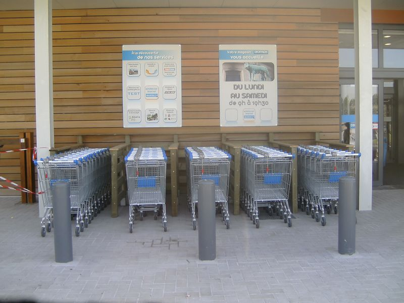parc chariots